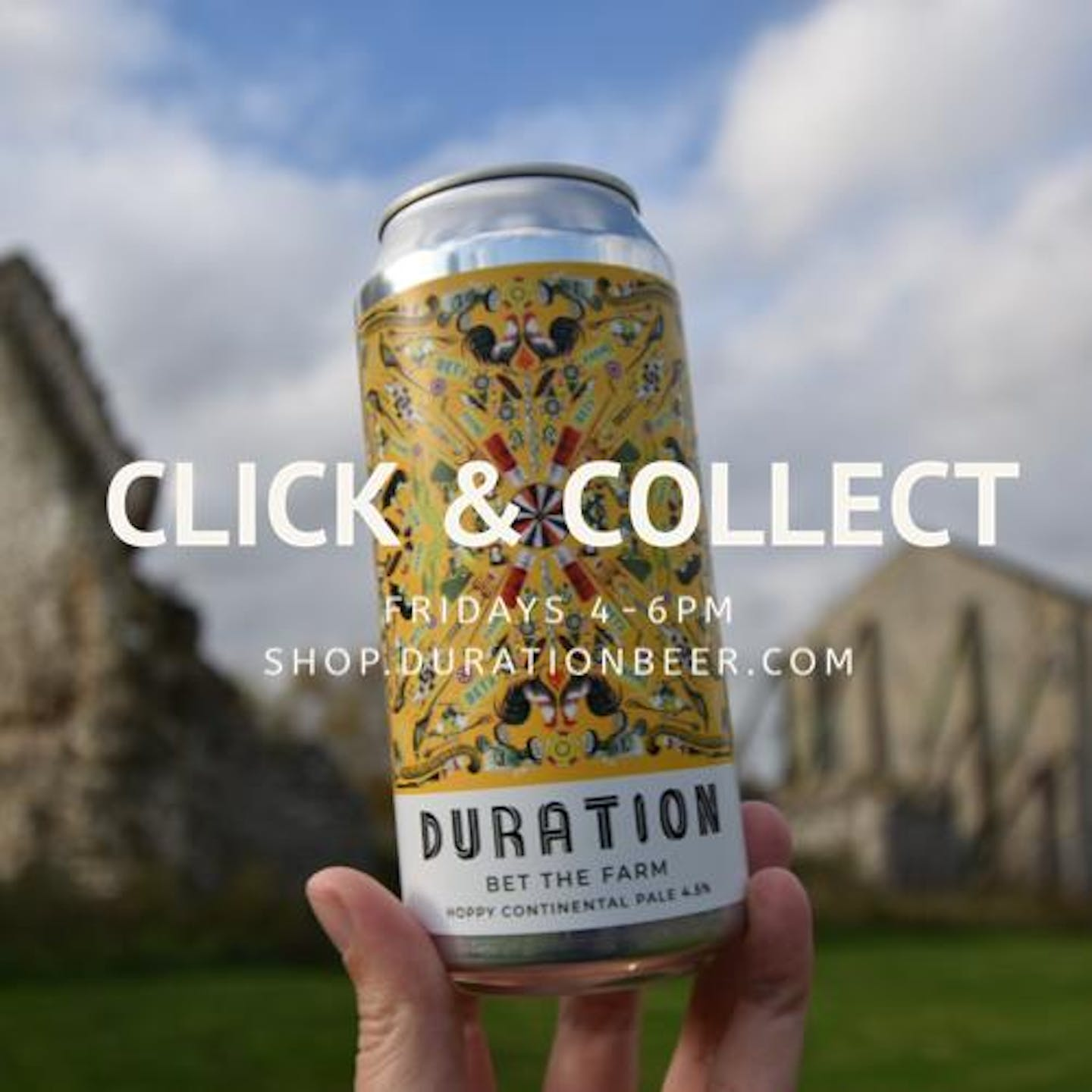 click and collect beer order online