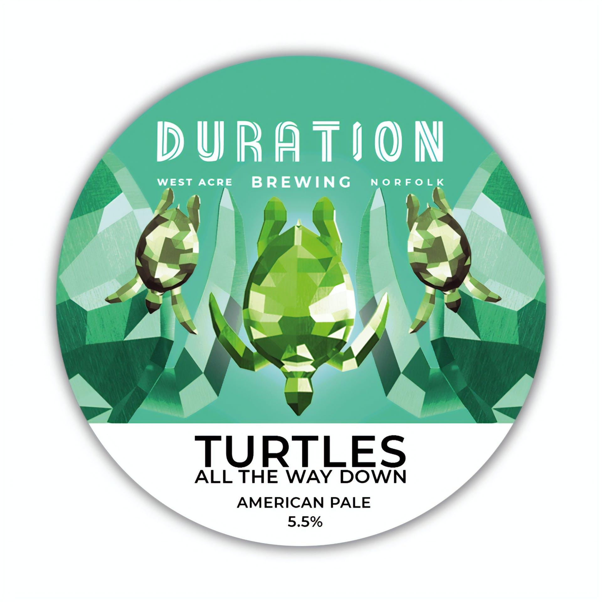 Keg Badge Turtles - HIGH RES