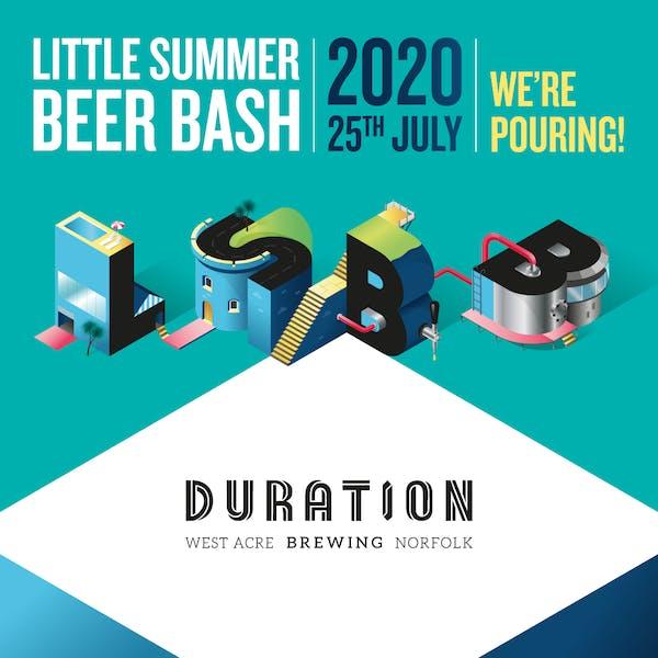 Little Summer Beer Bash