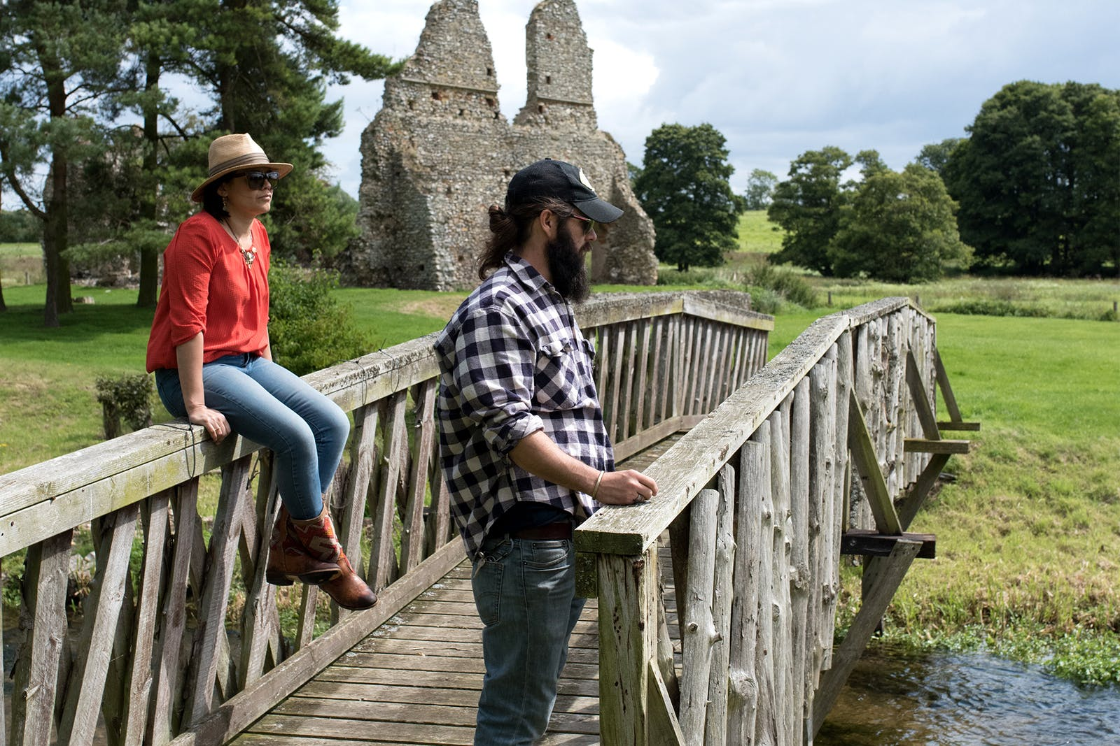 Miranda and Bates Bridge