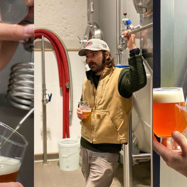 Online Brewery Tour & Tasting