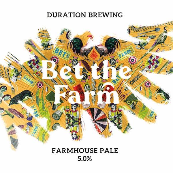 Bet The Farm Farmhouse Pale Foeder Aged Mixed Fermentation Ale Beer Spontaneous Fermentation