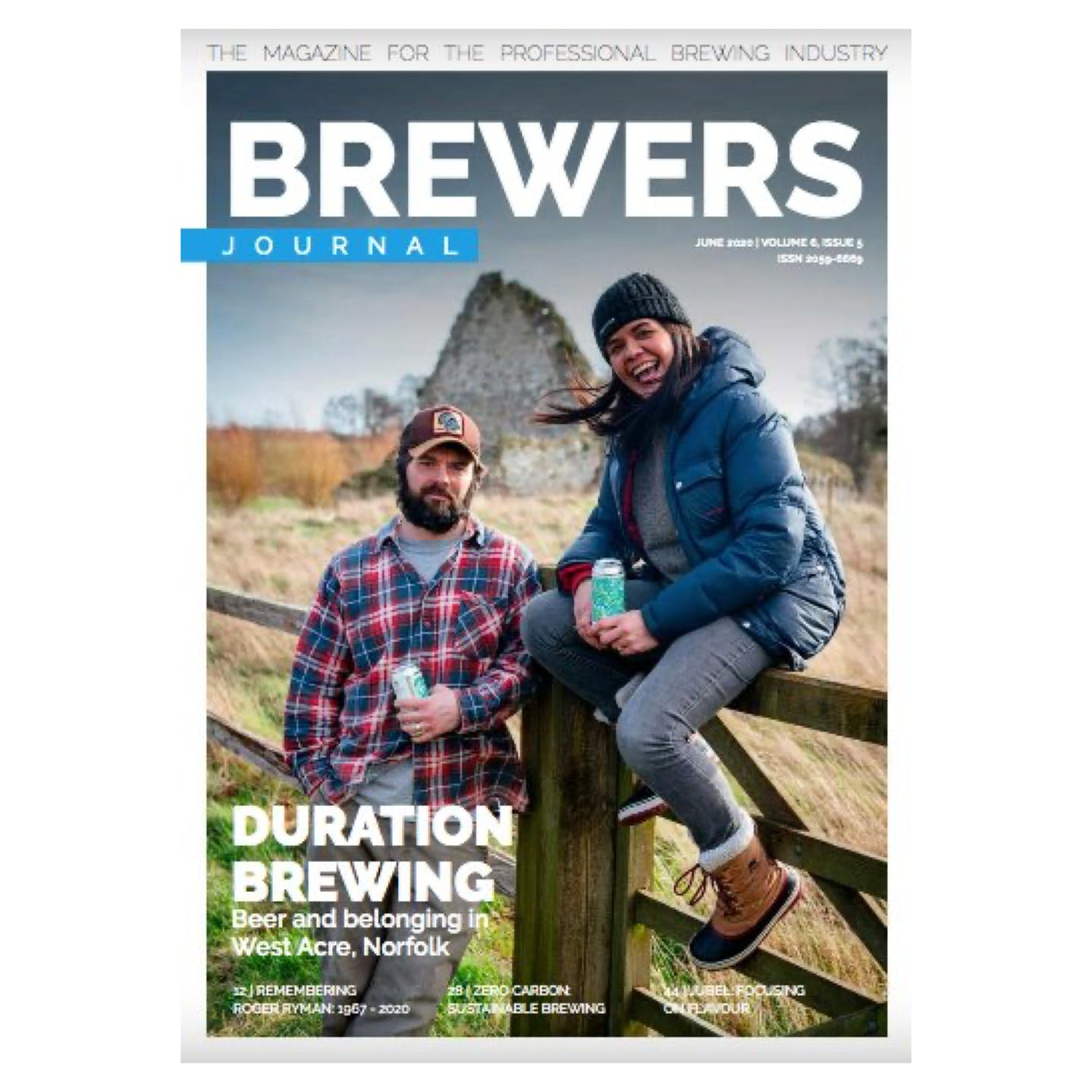 brewers journal lectures