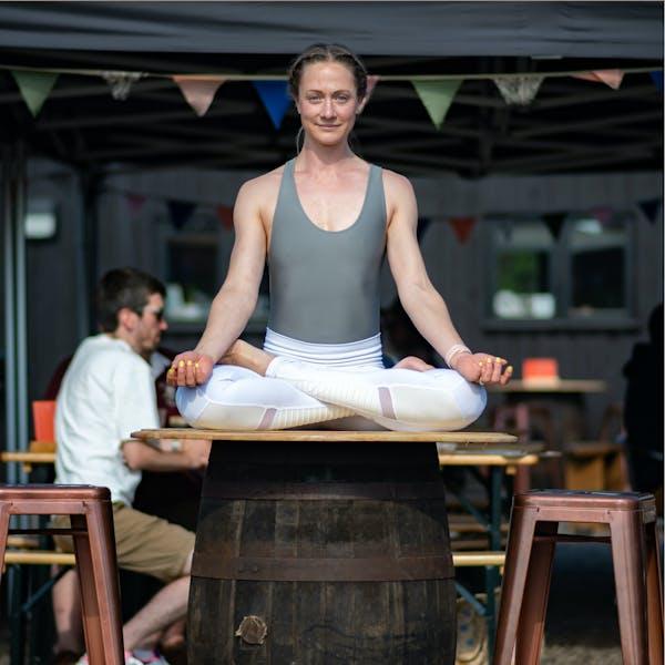 Yoga 'n' Beer Saturdays