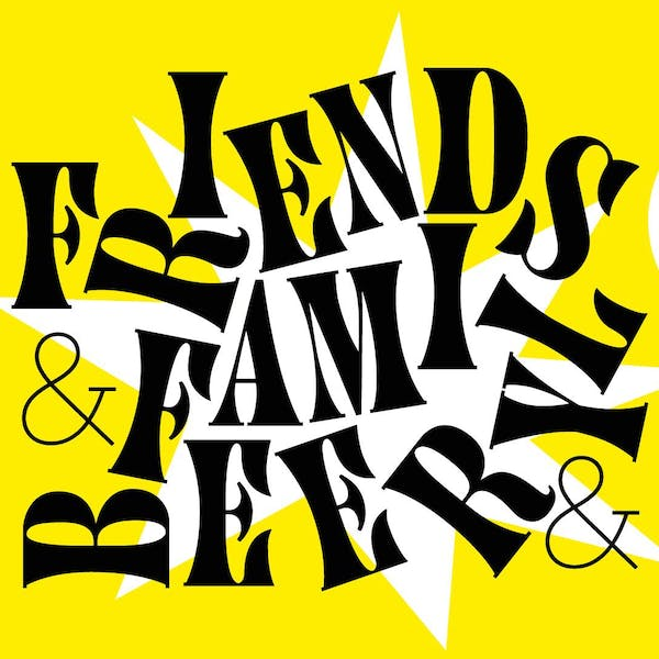 Friends & Family & Beer – Our First Festival