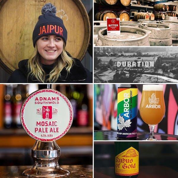 Greystones – Sheffield Beer Week TTO
