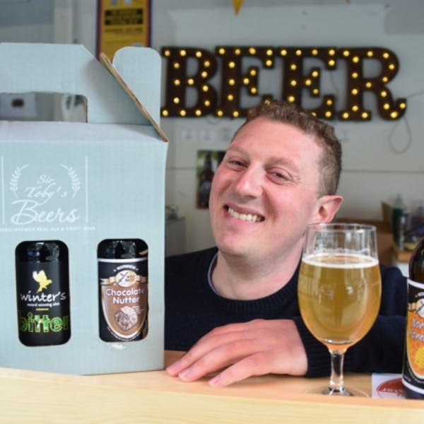 Eastern Daily Press – The UK's smallest bar (in Norwich) shares its top 10 beers for delivery