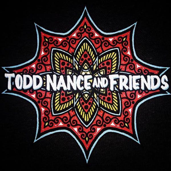 Ecusta presents Todd Nance and Friends with Bloodkin