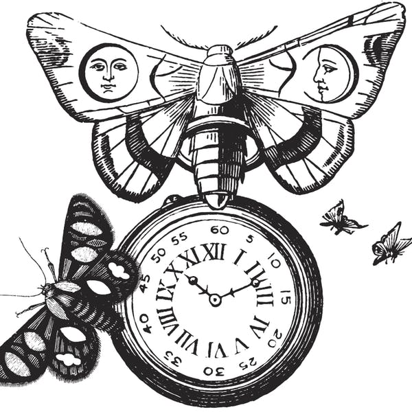 Graphic for Bound by Time