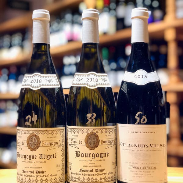 New Allocation of Domaine Fornerol