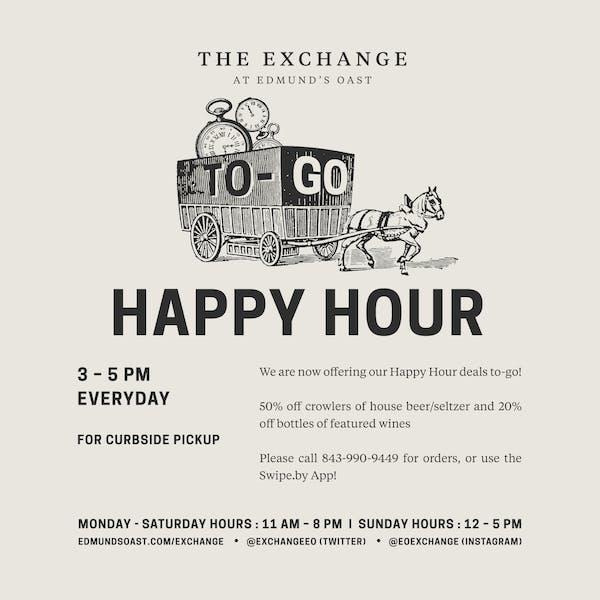To-Go Happy Hour