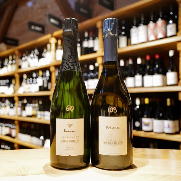 Marie Courtin Champagnes