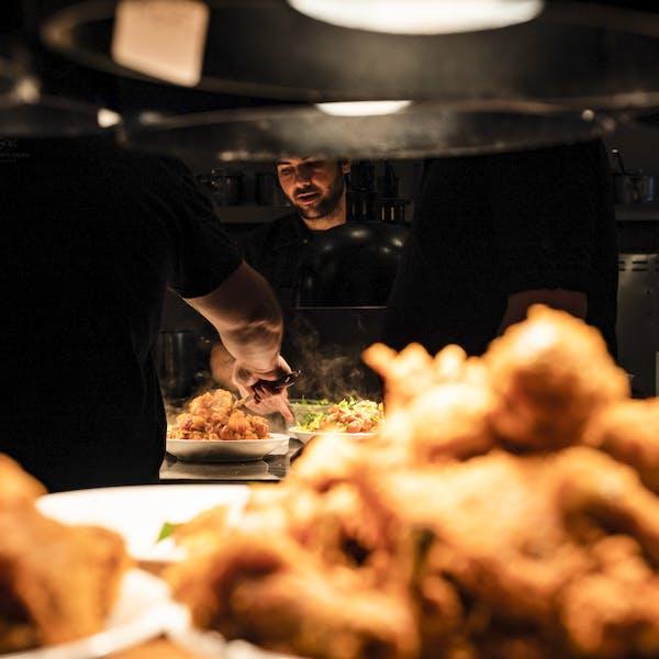 Restaurant Laherte Freres DInner060