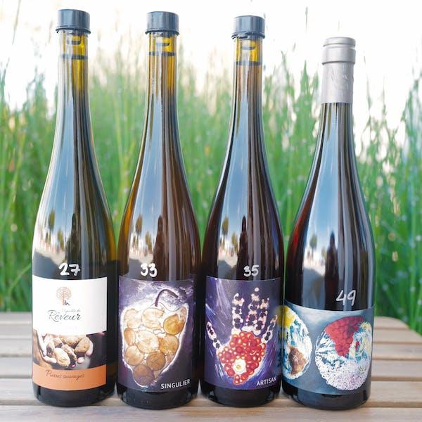 Natural Alsace:Vignoble du Reveur