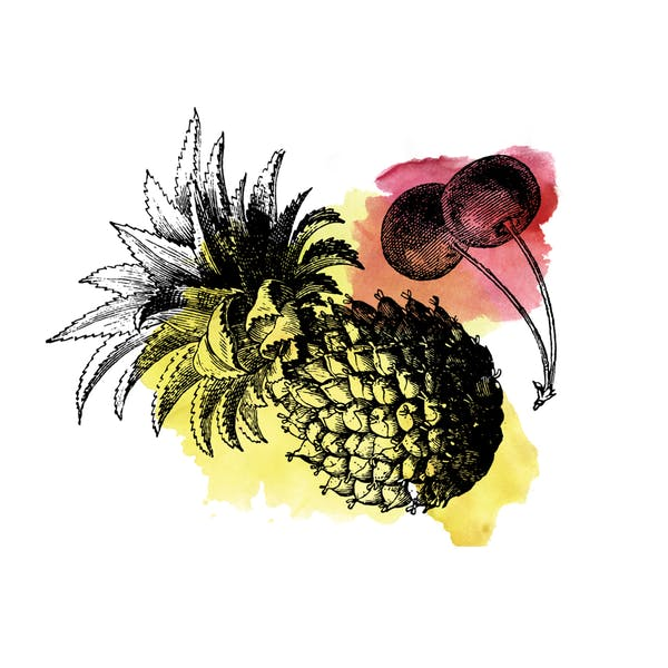Image or graphic for Sour Cherry Pineapple