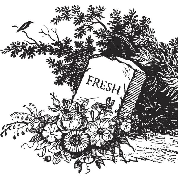 Graphic for Death to Fresh