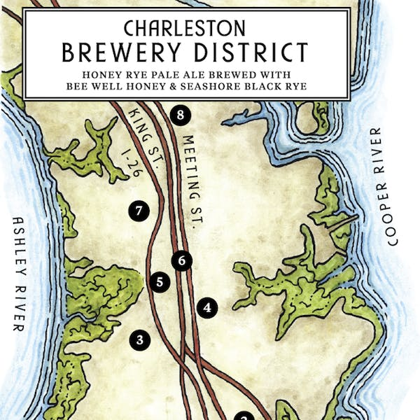 Graphic for Charleston Brewery District