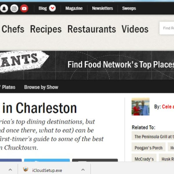 Where to Eat in Charleston