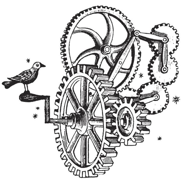 Image or graphic for Gears and Cranks
