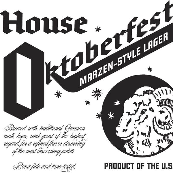 Graphic for House Oktoberfest
