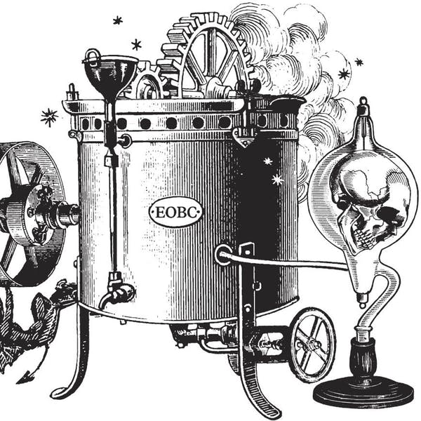 Image or graphic for Infernal Machine