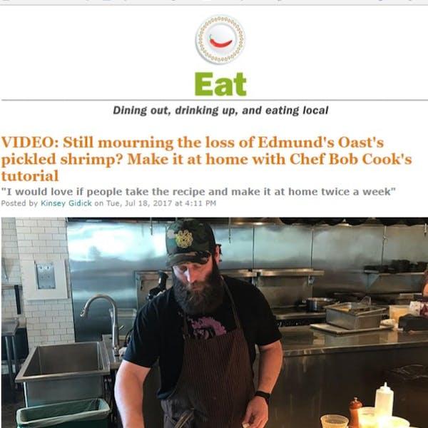 Video: How to Make Pickled Shrimp