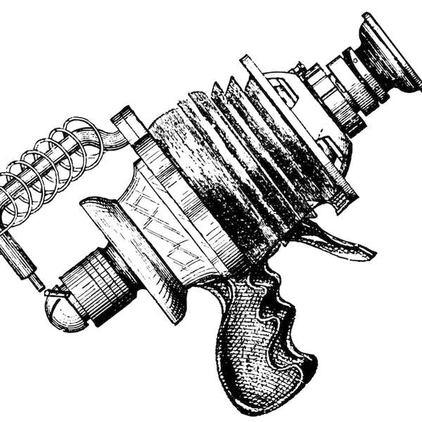 Graphic for Plasma Gun