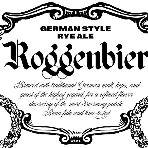 Image or graphic for Roggenbier