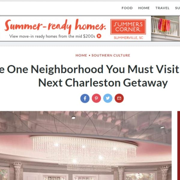 The One Neighborhood You Must Visit on Your Next Trip to Charleston