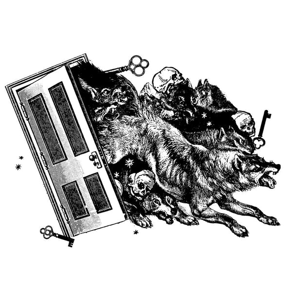 Image or graphic for Wolves At The Door