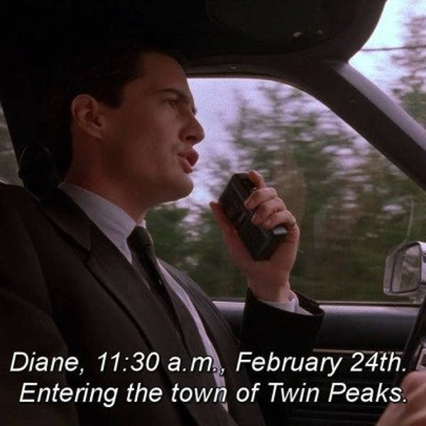 Twin Peaks Day Party