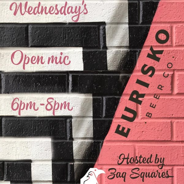 Open Mic Night Hosted By Zaq Squares
