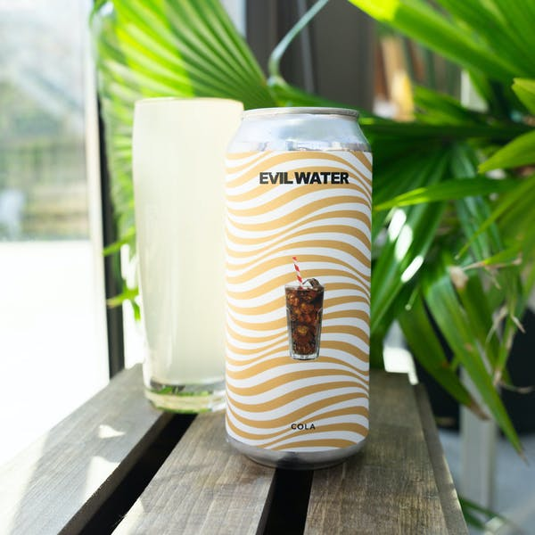 Image or graphic for EVIL WATER – COLA