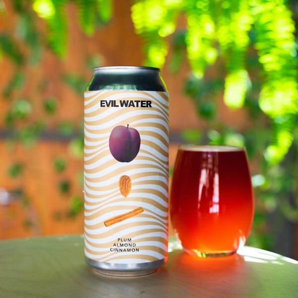 Image or graphic for Evil Water – Plum, Almond, Cinnamon
