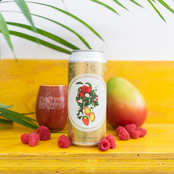 Image or graphic for FRUCTUS DANICA 6 – RASPBERRY, PASSION FRUIT, MANGO, MARSHMALLOW