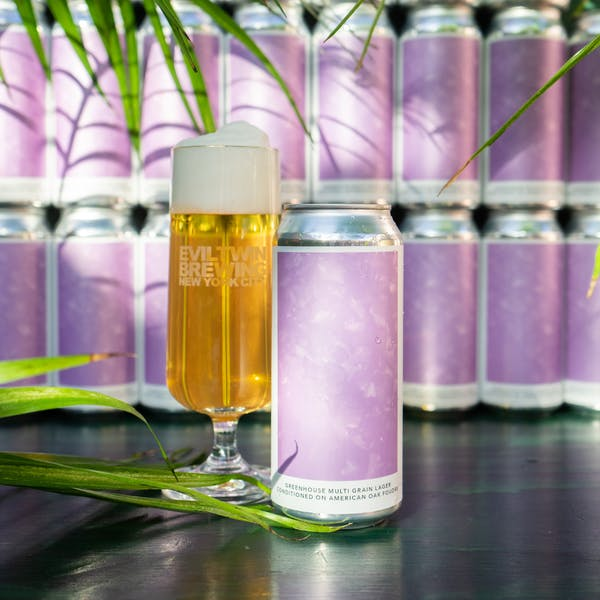 Image or graphic for GREENHOUSE MULTI GRAIN LAGER – CONDITIONED ON AMERICAN OAK FOUDRE