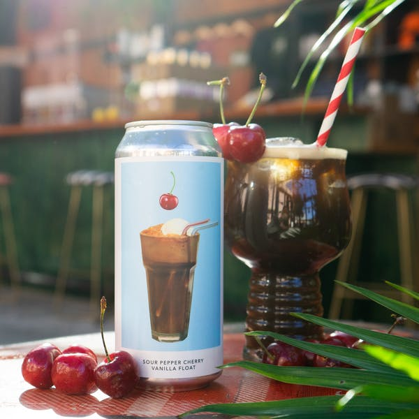 Image or graphic for SOUR PEPPER CHERRY VANILLA FLOAT