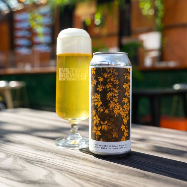Image or graphic for GREENHOUSE GERMAN PILSNER