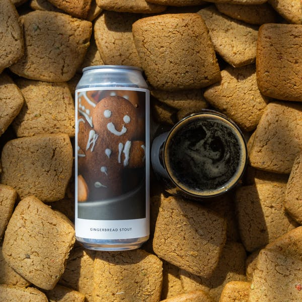 Image or graphic for GINGERBREAD STOUT