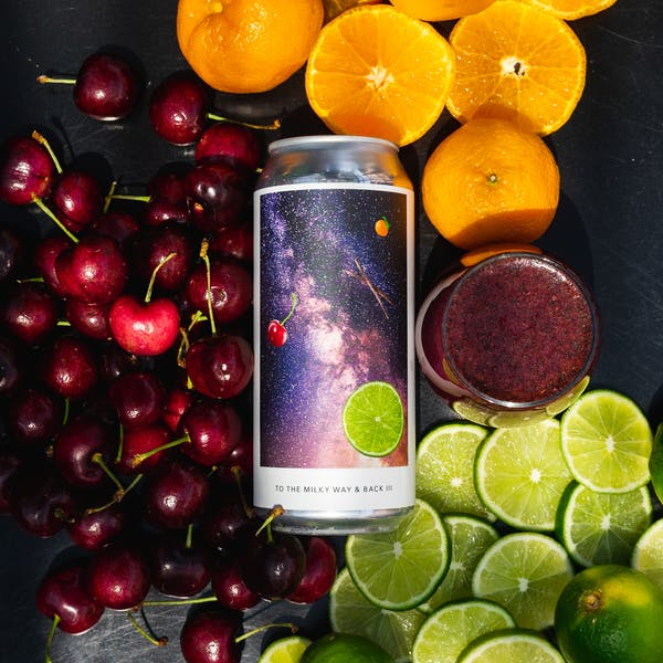 Image or graphic for TO THE MILKY WAY & BACK III – CLEMENTINE, KEY LIME, CHERRY, VANILLA