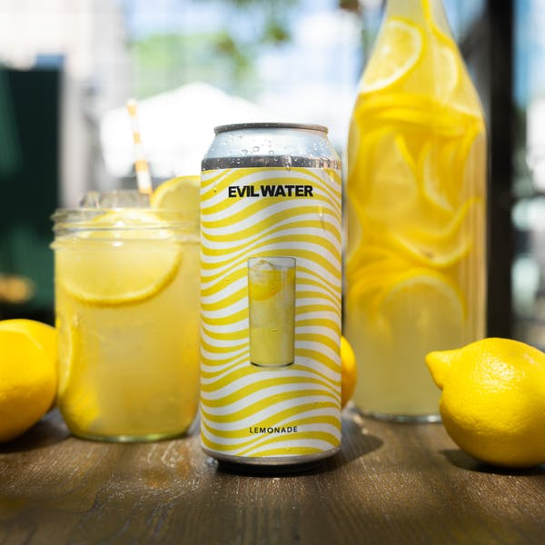 Image or graphic for EVIL WATER – LEMONADE