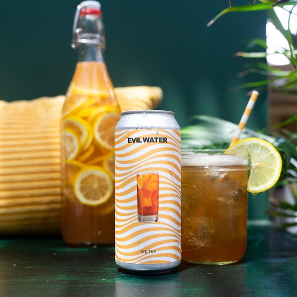 Image or graphic for EVIL WATER – ICE TEA