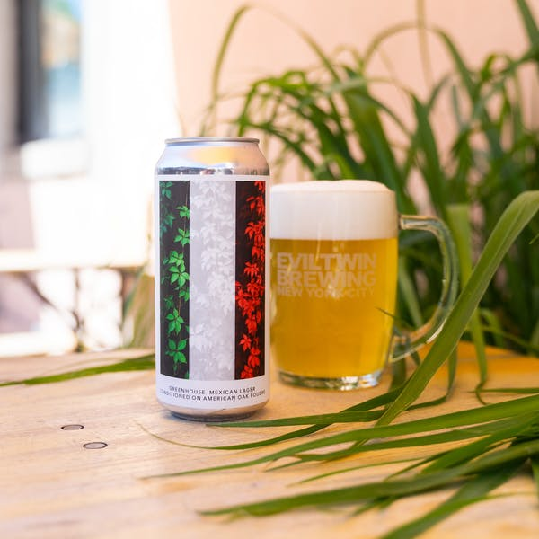 Image or graphic for GREENHOUSE MEXICAN LAGER – CONDITIONED ON AMERICAN OAK