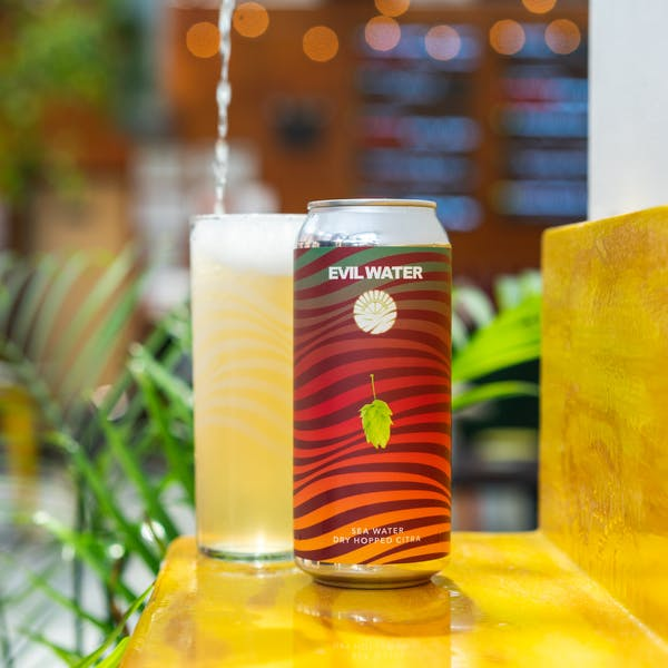 Image or graphic for SEA WATER – DRY HOPPED CITRA