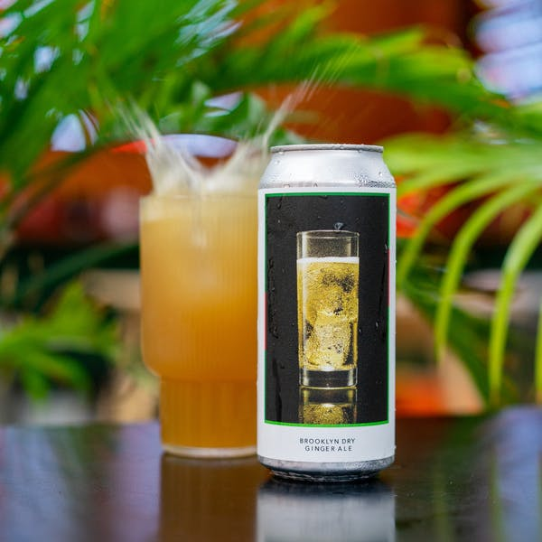 Image or graphic for BROOKLYN DRY GINGER ALE