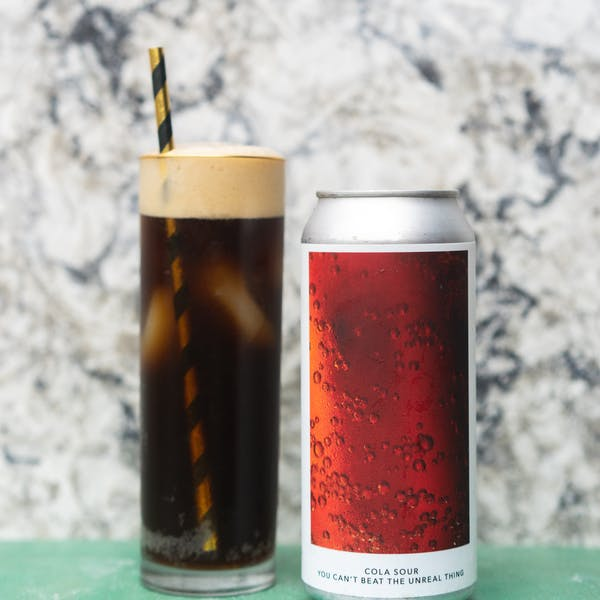 Image or graphic for COLA SOUR – YOU CAN'T BEAT THE UNREAL THING