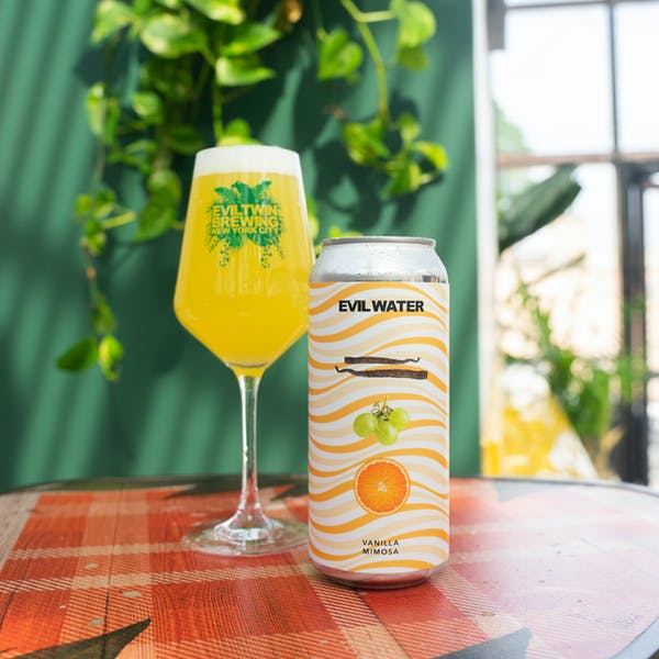 Image or graphic for EVIL WATER – VANILLA MIMOSA