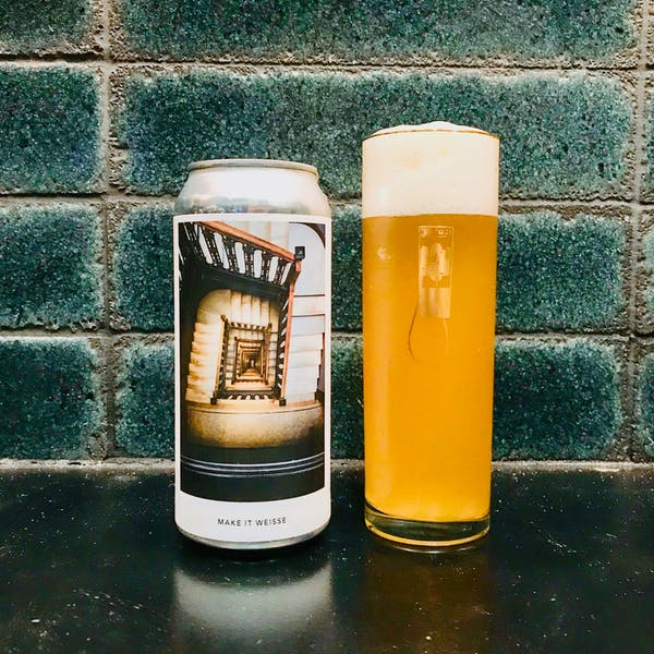 Image or graphic for MAKE IT WEISSE