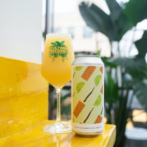 Image or graphic for ZACH'S AUTHENTIC KEY LIME SOUR
