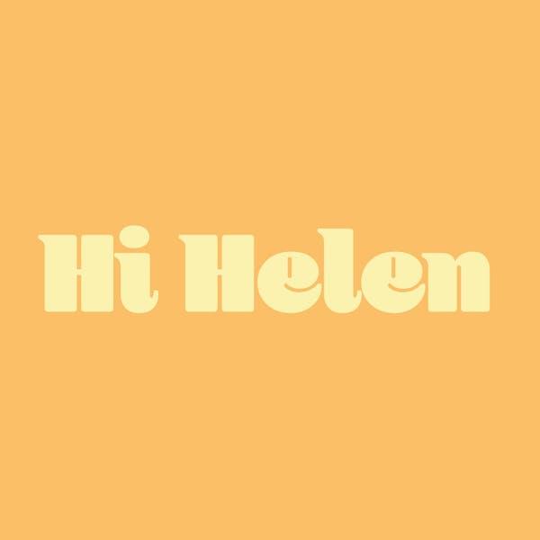 Hi Helen